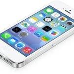 Apple iOS7 iPhone