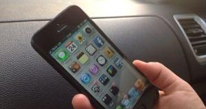 iPhone 5 (Foto: John G. Pedersen)