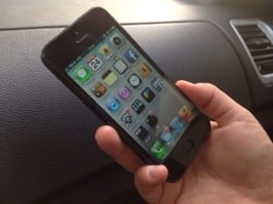 iPhone 5 (Foto: John G. Pedersen)