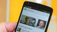 I nærmest fremtid vil du ikke længere kunne bruge Google Hangouts til at sende SMS-beskeder. Hangouts bliver i stedet til virksomheder.