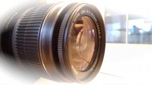 Kamera, linse, foto