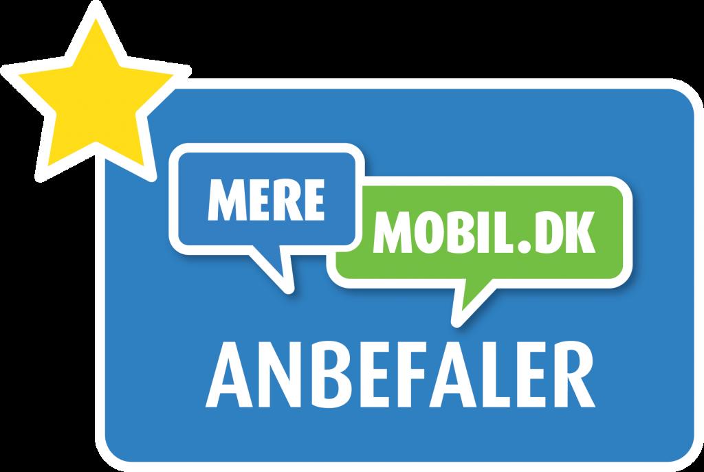 MereMobil.dk Anbefaler