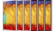 Den populære phablet Galaxy Note 3 fra Samsung, får nu tre nye farvevarianter tilføjet til sortimentet.