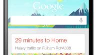 Google vil forsøge at hjælpe brugerne i hverdagen, dette gøres med funktionen Google Now, som hele tiden holder dig opdateret.