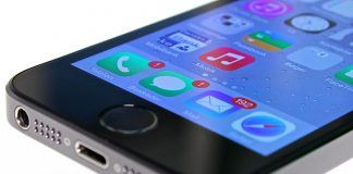 iPhone 5S SMS