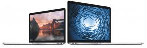 Macbook Pro Retina 13 og 15