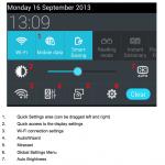 Asus Padfone Infinity A86 screenshot