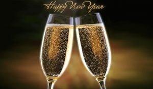 Godt nytår, Happy New Year