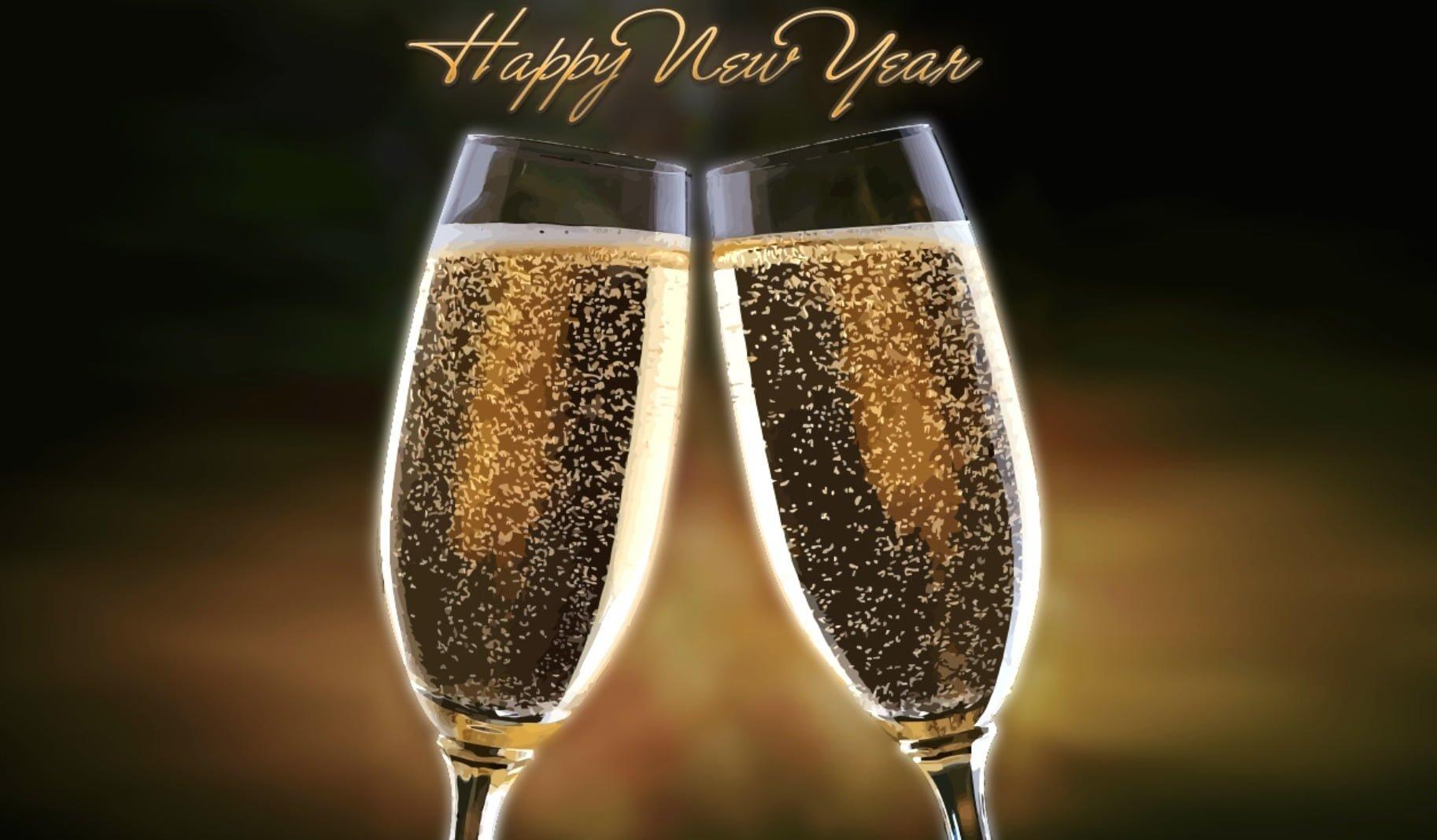 lykkebringende nytår
