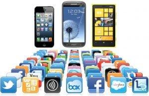 Diverse smartphones
