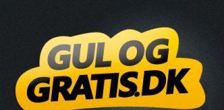 Gul og Gratis logo