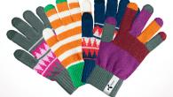 Gå vinteren godt i møde med de nye smartphone-handsker Happy Socks. Happy Socks er Telenors udgave af touch-handsker til vinteren.