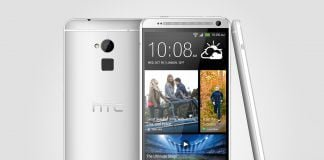HTC One Max, phablet