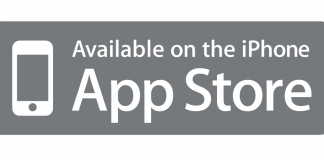iPhone applikation i Apples App Store