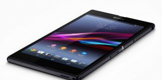 Sony Xperia Z Ultra, Phablet