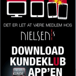 Nielsens kundeklub-applikation