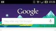 """Tip: Kommandoen """"Ok Google"""" bruger strøm på Android-telefonen. Sådan slår du det fra, og får længere batteritid."""