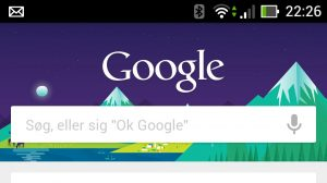 Ok Google, Google Search, Android, screenshot
