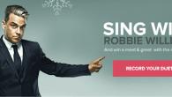 Teleselskabet Telenor har gjort et scoop, de er nemlig klar med en julekampagne, med den koncert-aktuelle superstjerne Robbie Williams.