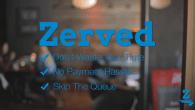 Den danske applikation Zerved er nomineret til IVÆKSTPRISEN 2013, og konceptet bag den danske app Zerved er enkelt.