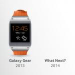 Samsung teaser på Twitter for 2014 (Foto: Samsung)