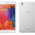 @evleaks har lækket Samsung Galaxy Tab Pro 8.4