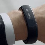 Wearable gadgets LG Lifeband Touch