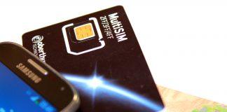 SIM-kort