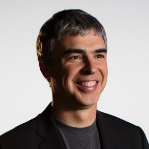Larry Page, CEO Google