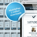 MobilePay runder 1 million downloads