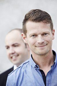 Bo Abrahamsen og Mads Peter Veiby (Foto: ParkPark)