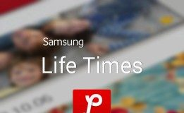 Screenshots af Samsung Life Times (Kilde: SamMobile.com)