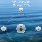 Huawei Ascend G525, screenshot