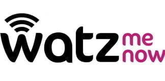 Watz Me Now Logo