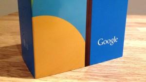 Google logo salgsæske