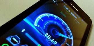 Hastighed, speedtest, 3G, 4G