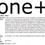 Rettighedsproblemer med HTC One+ navnet