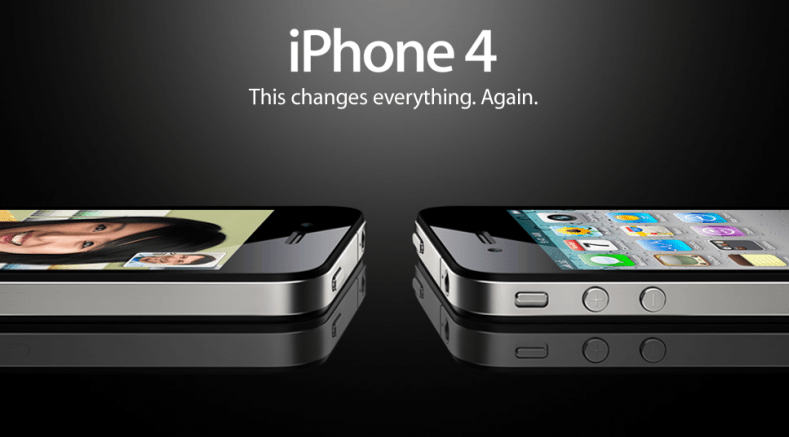 Apple iPhone 4 (Foto: Apple)