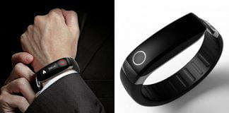 LG Lifeband Touch (Foto: LG)