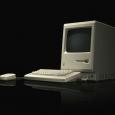 Den første MacIntosh fra 1984