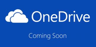 Microsoft cloud-tjeneste skifter navn til OneDrive