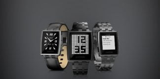 Pebble Steel (Foto: Pebble)