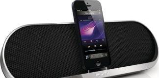 Philips Docking Speaker DS7580/10