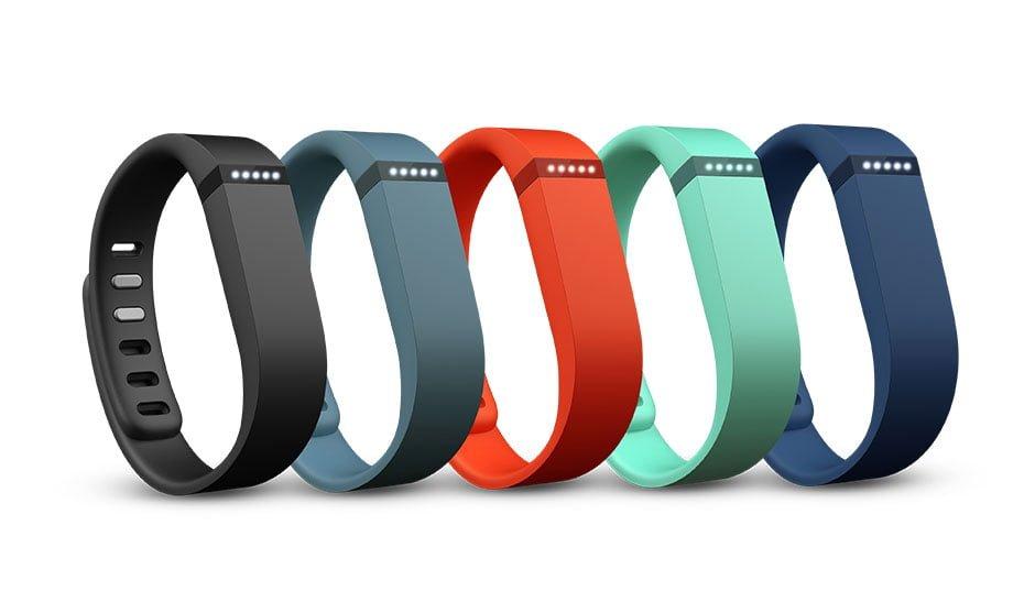Fitbit Flex tracker dine skridt og kalorieforbrænding