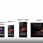 Sony Xperia Z-serien (Foto: Sony)
