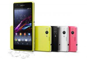 Sony Xperia Z1 Compact (Foto: Sony)