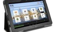 Den ældrevenlige producent Doro har netop introduceret en ny Android tablet og nye brugervenlige bærbare computere på MWC.
