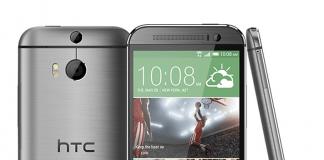HTC One i silver lækket af @Evleaks (Kilde: Evleaks)