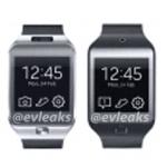 Samsung Galaxy Gear 2 og Samsung Galaxy Gear Neo lækket af @Evleaks