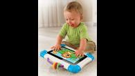 De digitale medier er på kort tid blevet en uundgåelig del af selv helt små børns leg, det viser nye tal.